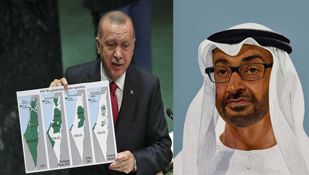 Pour Erdogan la question palestinienne fait obstacle pour un rapprochement avec Israël