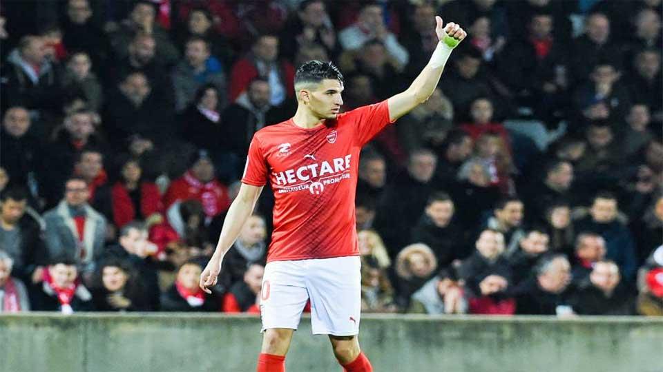 Verts : Ferhat buteur face au FC Nantes