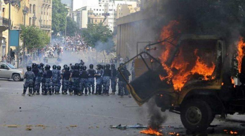 Liban: Le peuple exige des comptes aux dirigeants