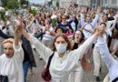 Biélorussie: Arrestation d'un millier de manifestants par la police