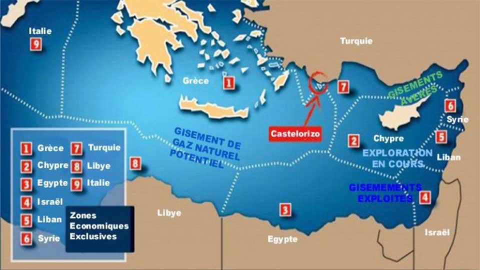 La Turquie va renvoyer le navire d'exploration en Méditerranée orientale