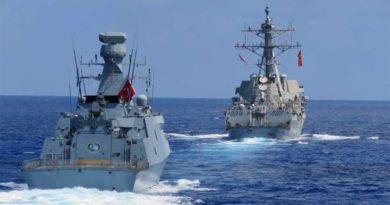 Bateaux Guerres Turcs
