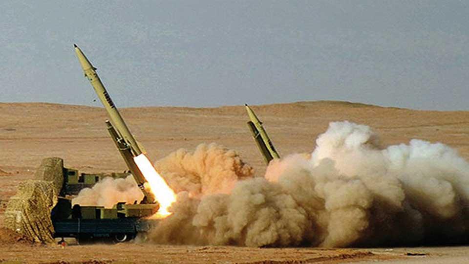 L'Iran présente ses nouveaux missiles de croisière