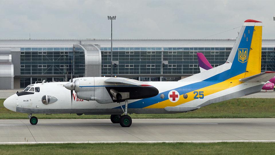 Ukraine: Crash d'un Antonov de l'armée, on compte 22 morts