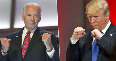 Trump Vs Joe Biden
