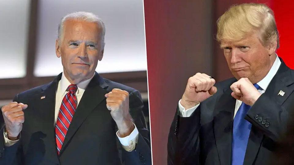 Etats Unis : Selon une enquête Reuters/Ipsos,  Biden accroît son avance sur Trump