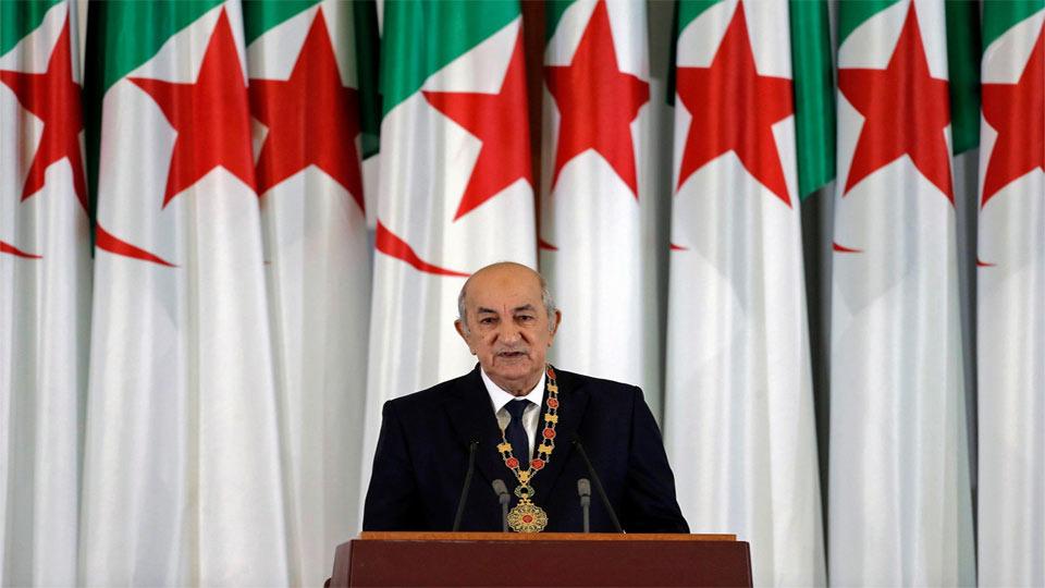 Le président Tebboune procède à un remaniement ministériel en gardant Djerad comme 1er ministre