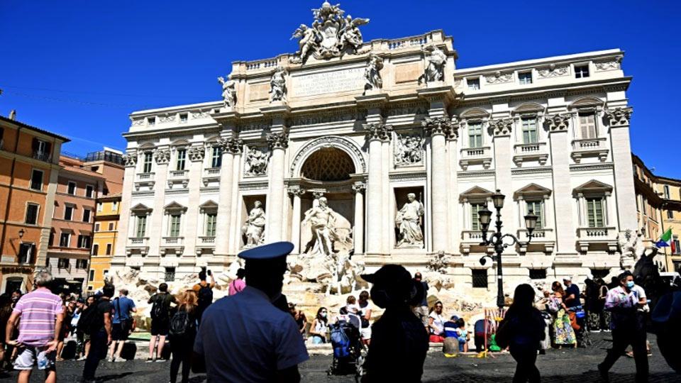 Coronavirus : La ville de Rome impose le port du masque à l'extérieur