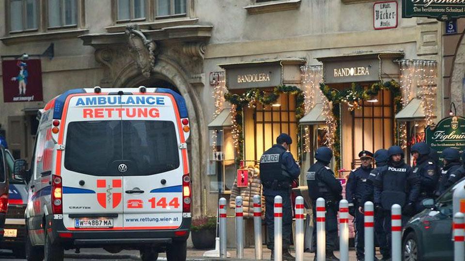 Autriche: Probable attaque terroriste à Vienne en Autriche