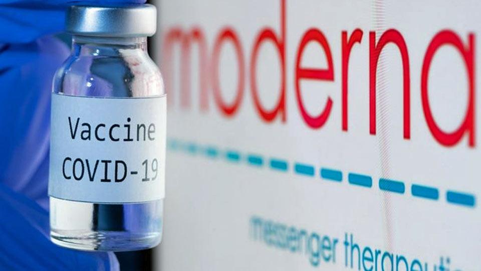 Moderna vaccin