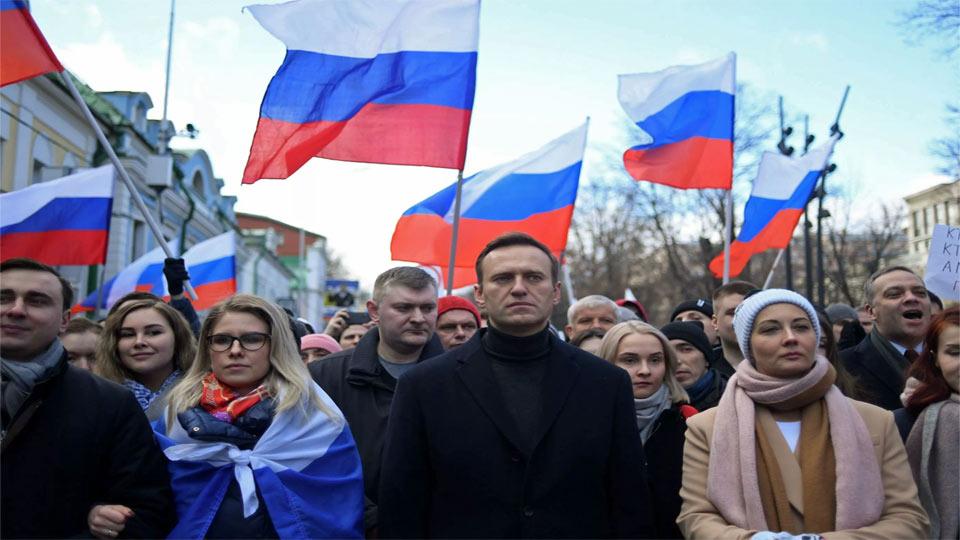 Navalny: La Russie convoque l'ambassadrice britannique et impose des sanctions
