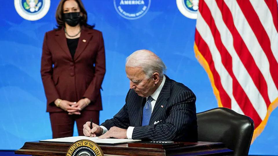 Covid 19 : Biden prolonge les restrictions sur les voyageurs de l'UE