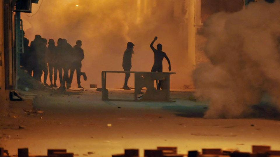 Tunisie : Sans avenir , la jeunesse des quartiers populaires se révolte