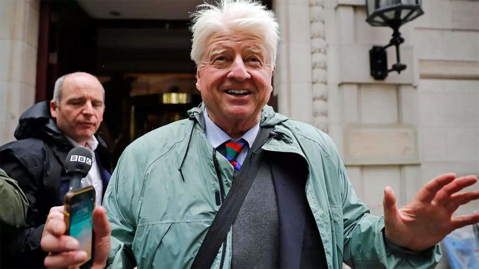 Père Boris Johnson
