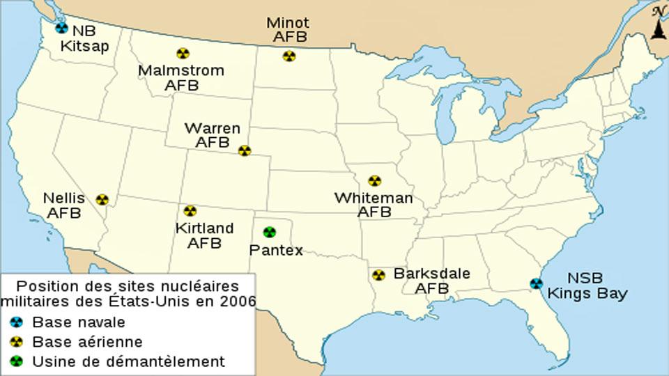 us carte nucléaire