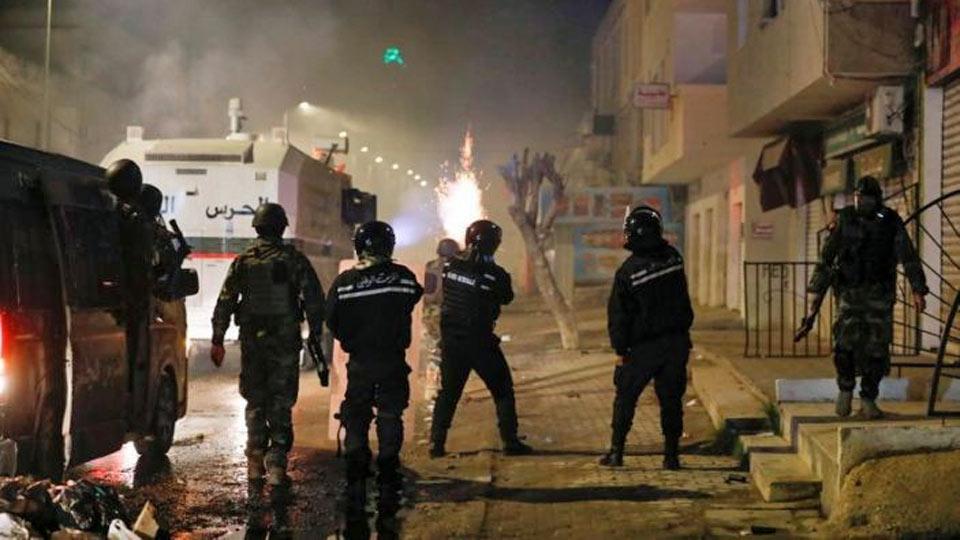 Tunisie : Les manifestations se poursuivent
