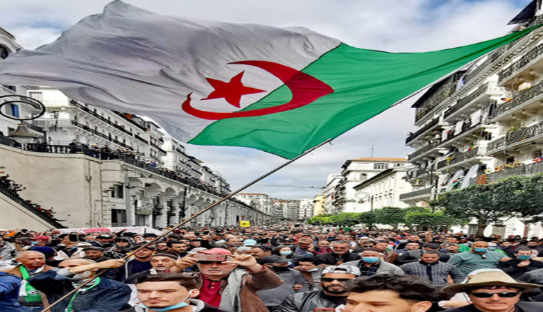 hirak algérie