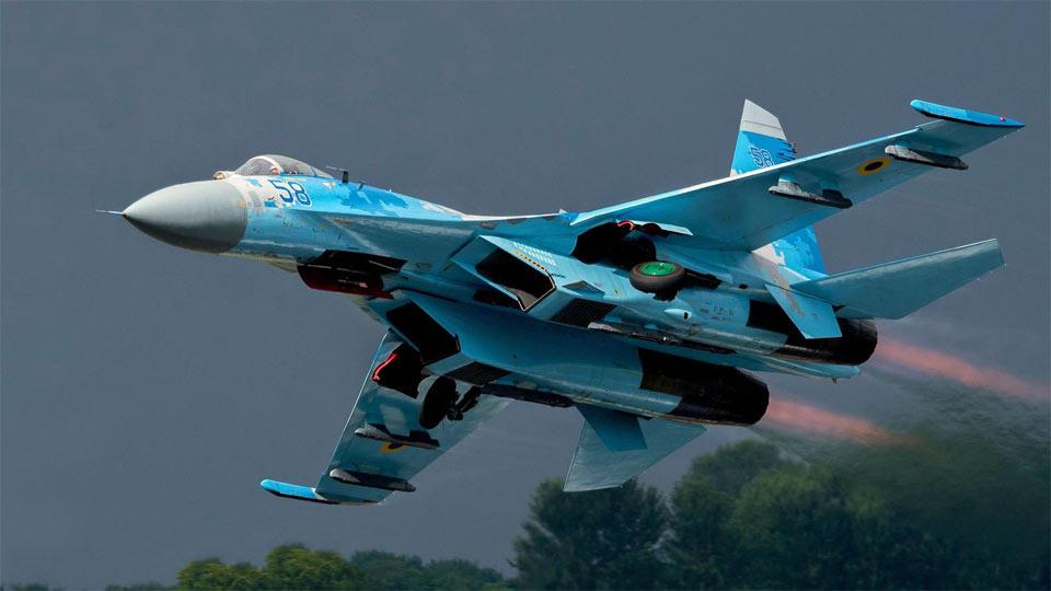 Mer Noire : L'aviation Russe intercepte trois avions français