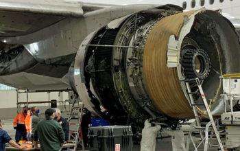 Moteur Boeing 777