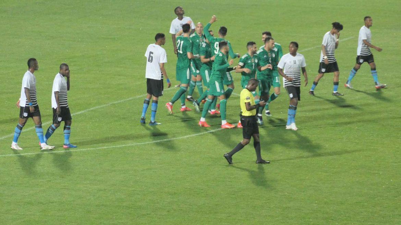 CAN-2021 Algérie – Botswana (5-0) : Les Verts sont à 24 matchs sans défaite (vidéos)