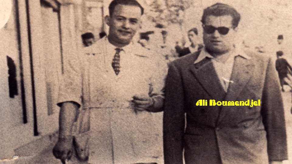 Ali Boumendjel