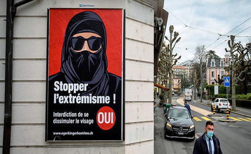 Suisse : Un vote sur la Burqa