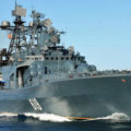 Navire Guerre Russe
