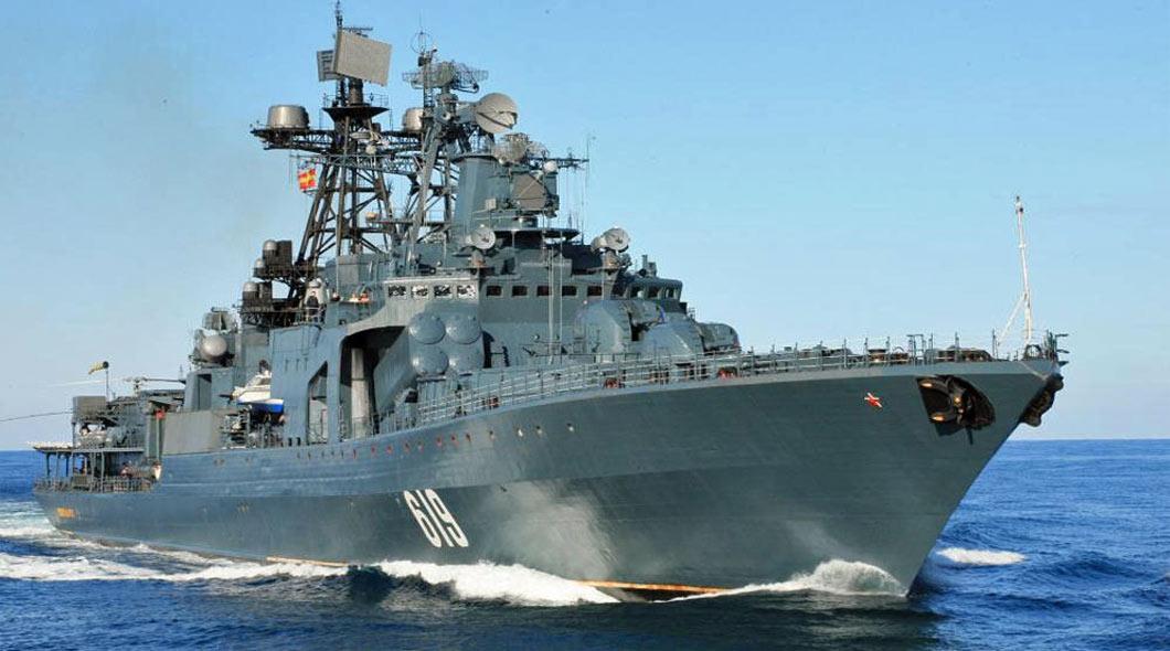 La Russie renforce sa présence en mer noire