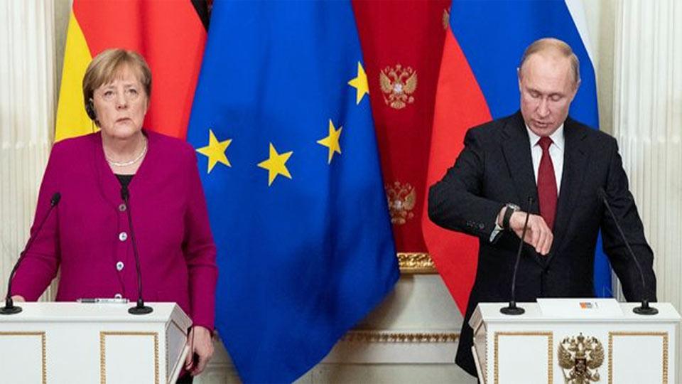La Russie interdit d'entrée sur son territoire à huit personnalités de l'UE