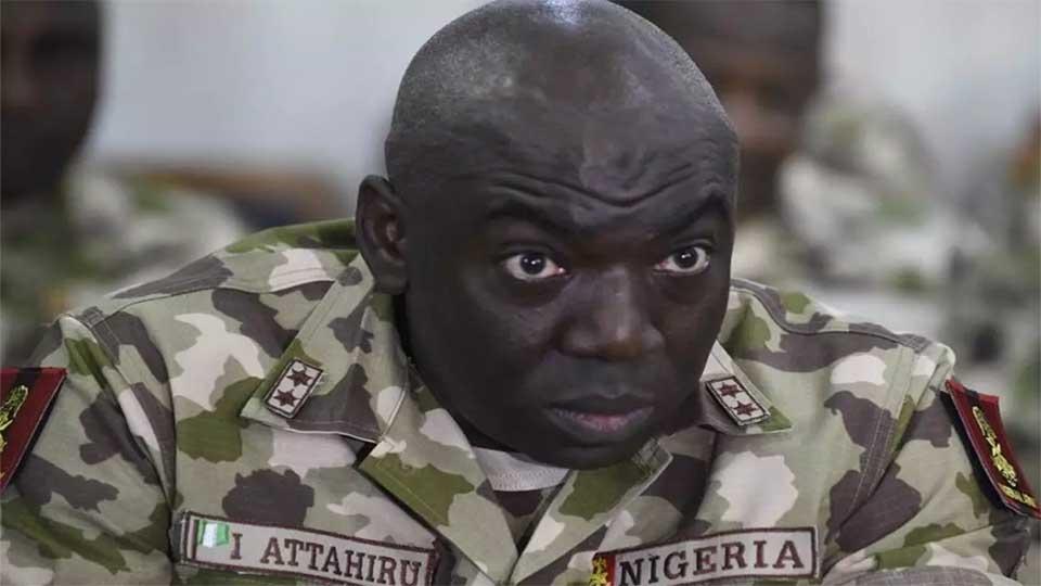 Nigeria : Le chef de l'armée succombe suite à un crash d'avion