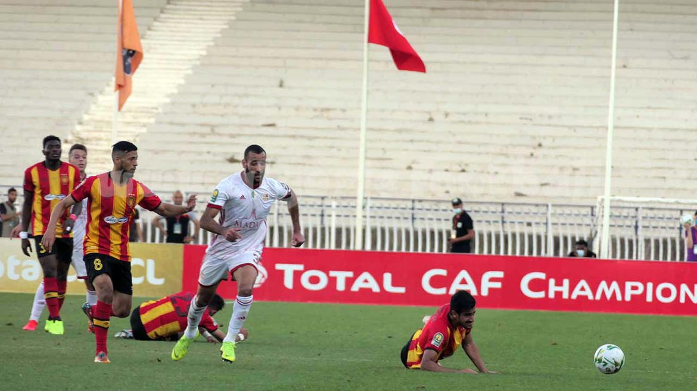 Ligue des Champions africaine: le CRB bat l'ESTunis (2-0) en attendant la bataille de Radès
