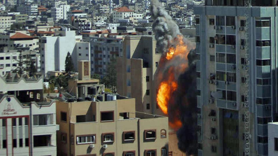 La violence s'intensifie en Israël et à Gaza, un émissaire US sur place