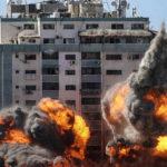 immeuble jazeera gaza