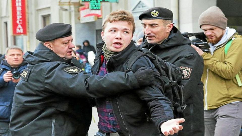Les dirigeants de l'UE s'accordent pour sanctionner la Biélorussie