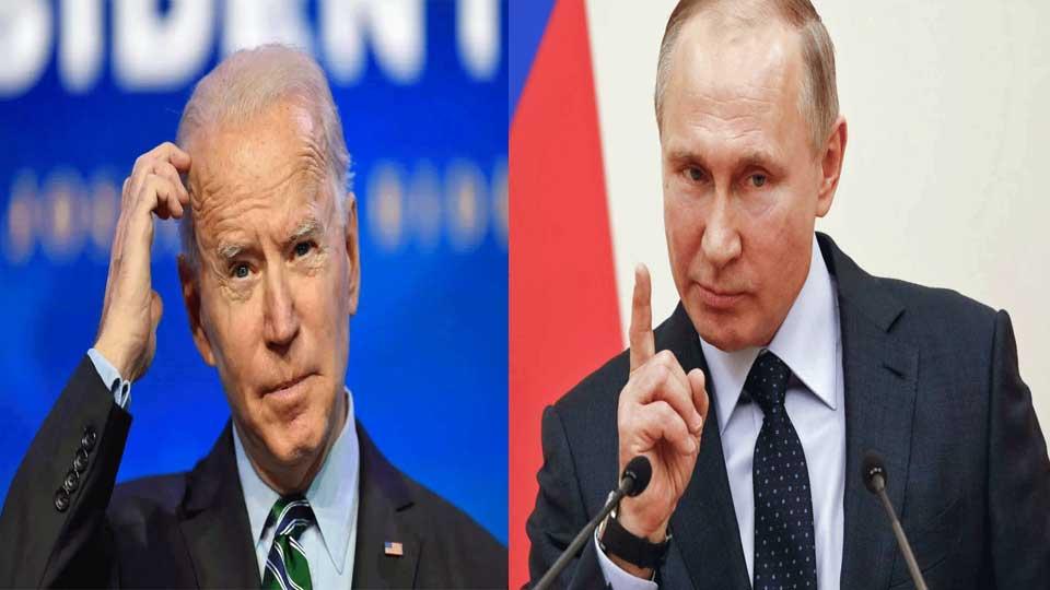 Le premier sommet Biden-Poutine aura lieu le 16 juin à Genève