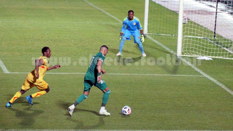 Algérie – Mali (1-0) : les Verts égalent le record africain d'invincibilité à 26 matchs