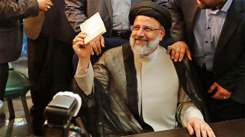 Iran: On vote pour les présidentielles le 18 juin, Ibrahim Raïssi favori