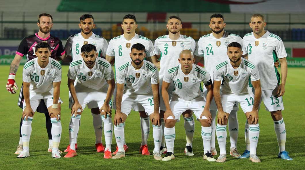 Amical : Algérie 4 – Mauritanie 1 ( les vidéos)